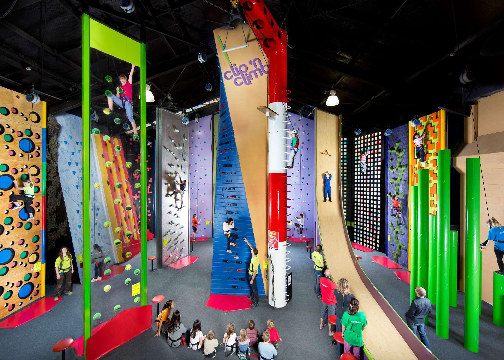 clip and climb australia, install clip n climb
