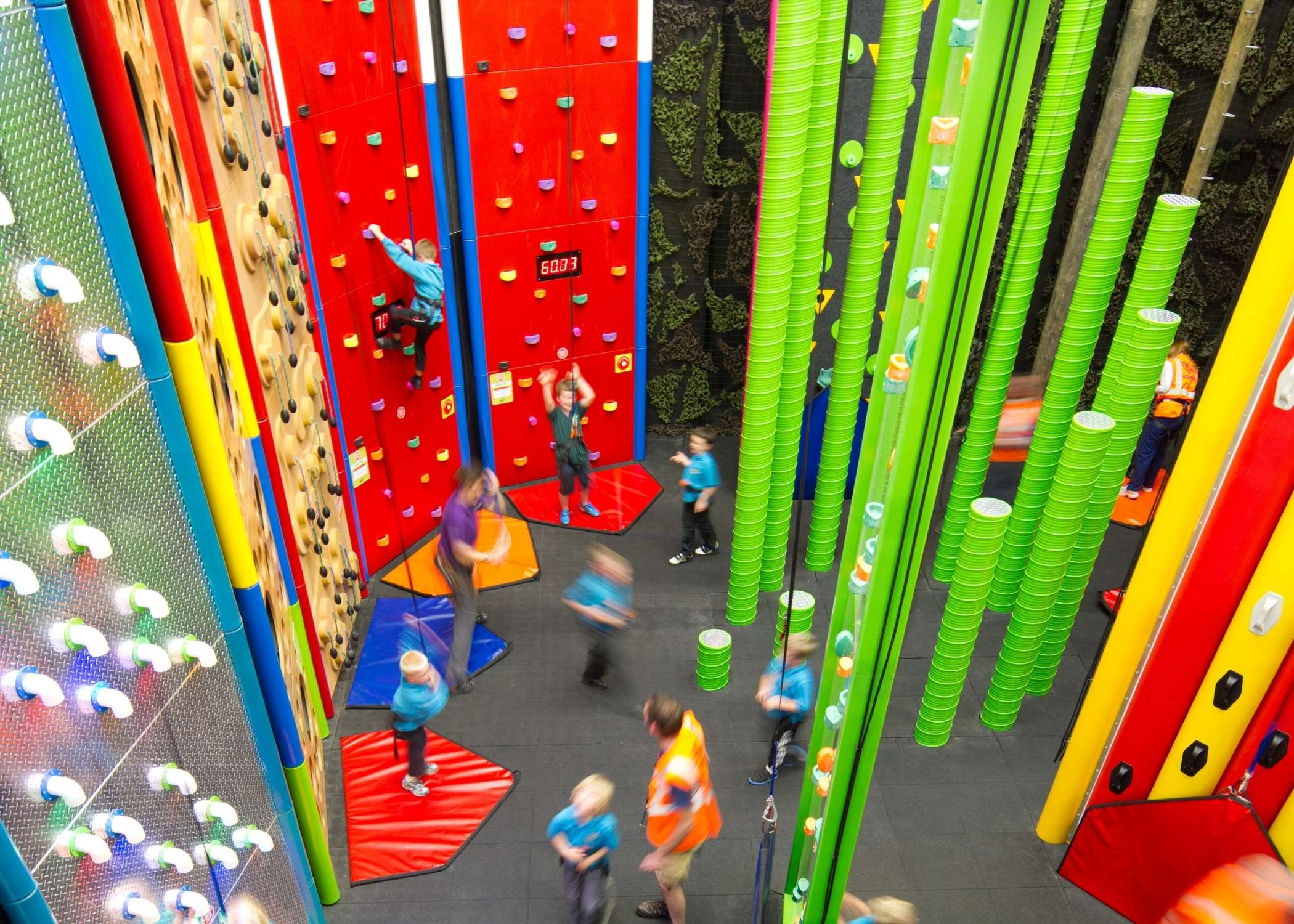 clip and climb australia, climbing walls