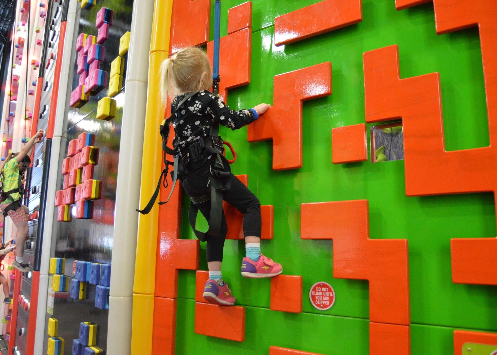 clip n climb, install clip and climb