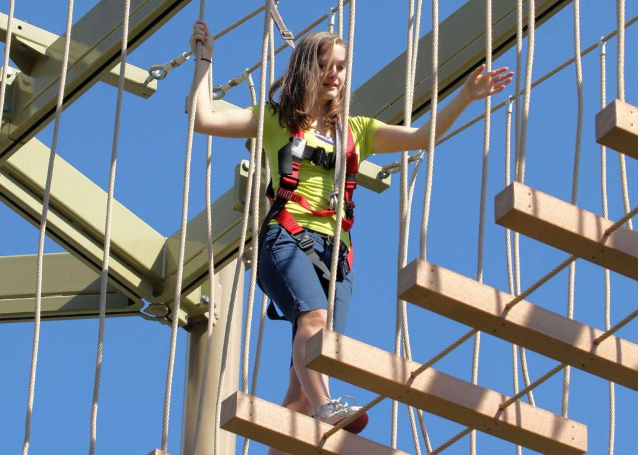 High Ropes Course Designer, RCI Installer