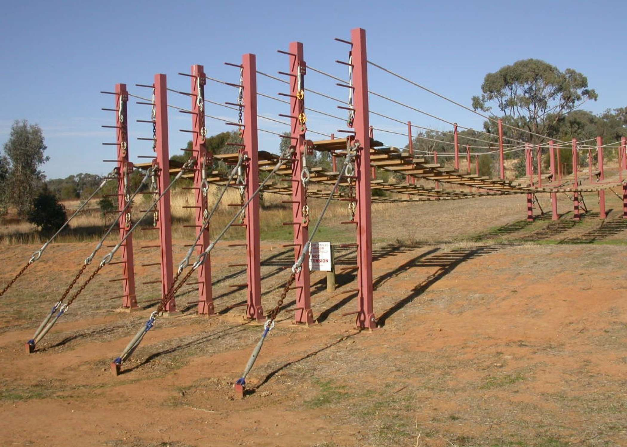 obstacle course equipment, outdoor training