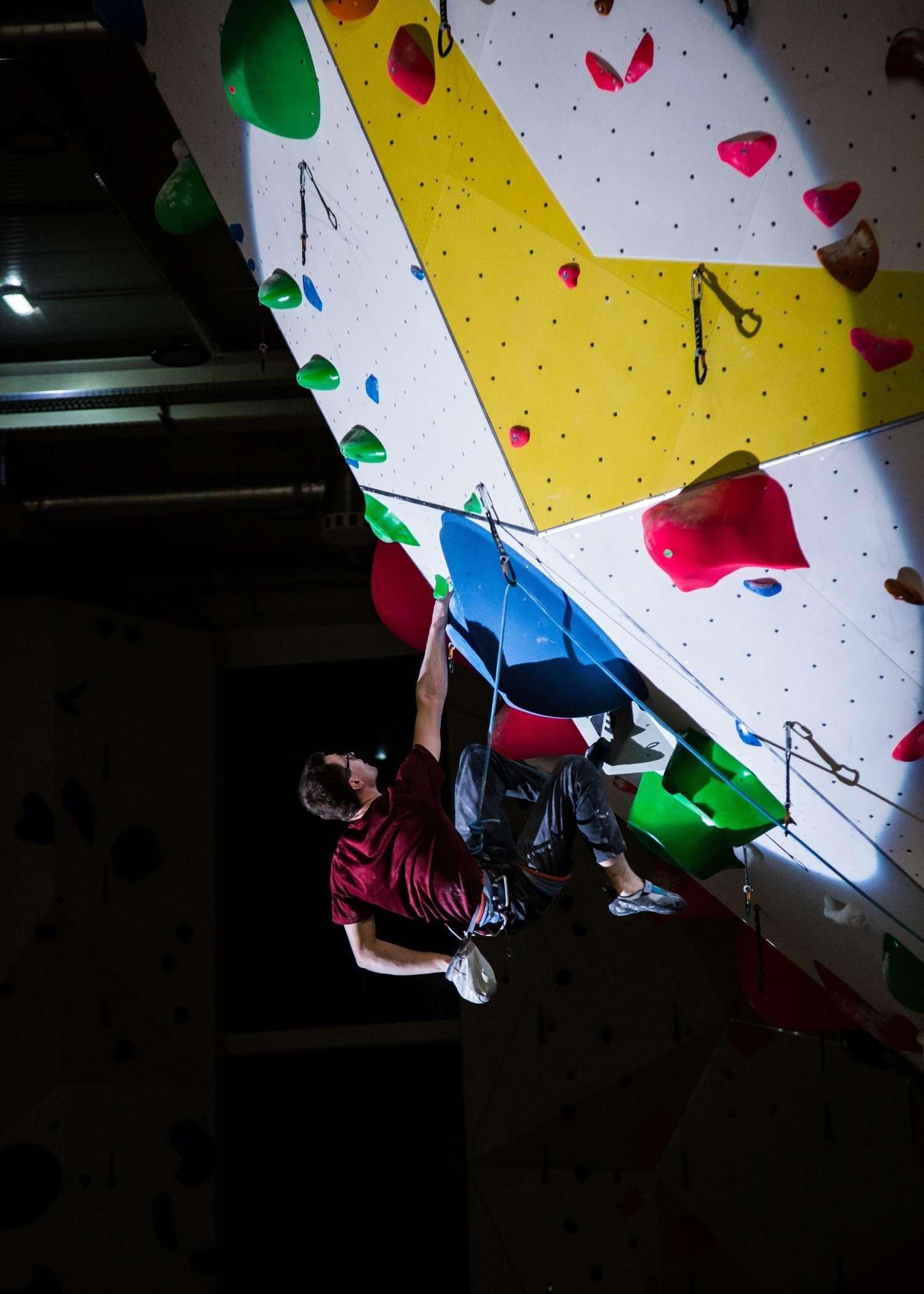 rock climbing wall installer, lead climbing wall supplier