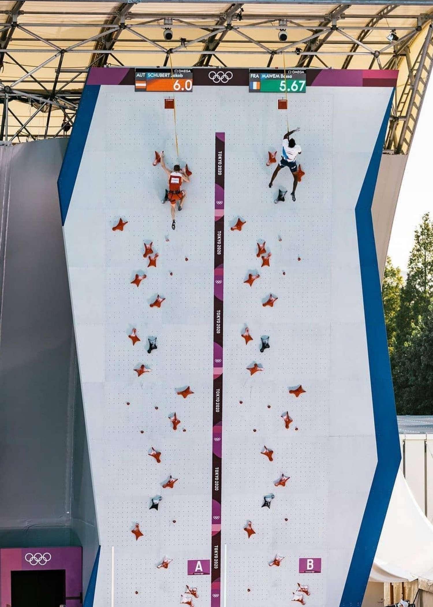 speed climbing wall design, install speed climbing wall