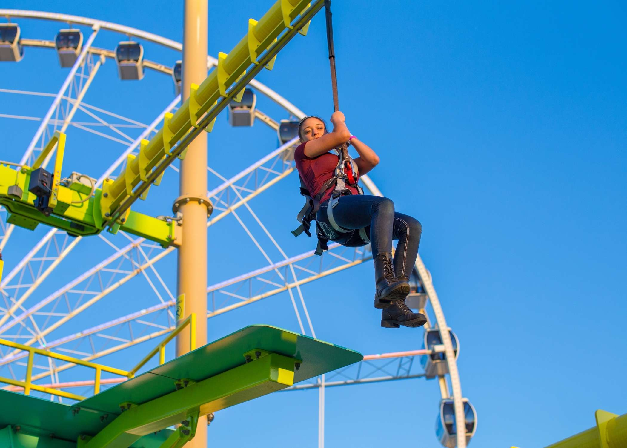 RCI Adventure Supplier, Ropes Courses Installer